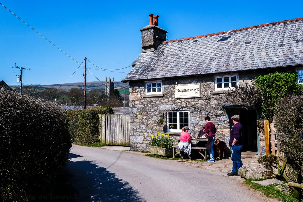 The Rugglestone Inn, in the Dartmoor National Park in Devon, Baskerville country of Arthur Conan Doyle's Sherlock Holmes on Mallory on Travel adventure travel, photography, travel Scilly Isles-63