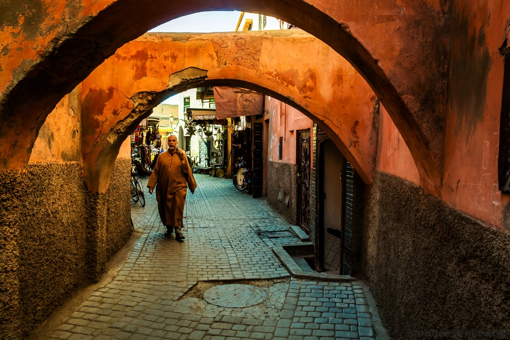 Exploring the Medina of Marrakech, Morocco in North Africa on Mallory on Travel adventure travel, photography, travel Iain_Mallory_Mor16012