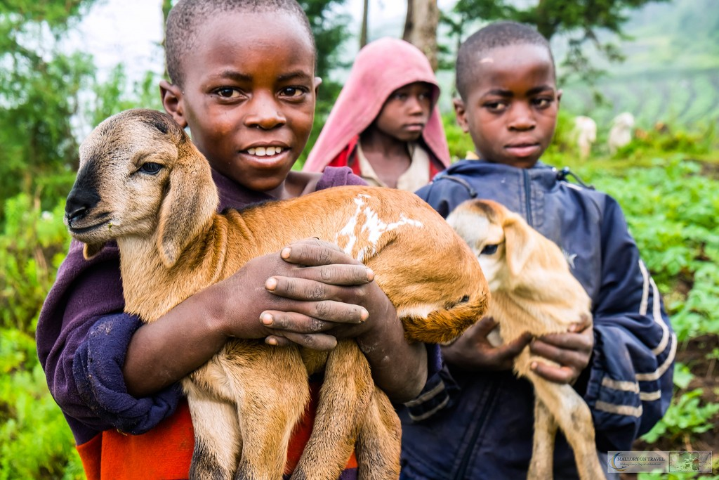 Young boys at Volcano National Park, Rwanda in east Africa on Mallory on Travel adventure travel, photography, travel Iain_Mallory_Rwanda-2207