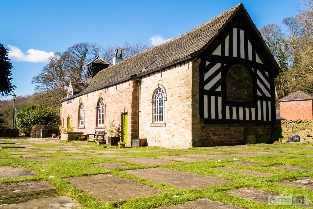 Chadkirk Chapel on the Goyt Way in the Peak Forest, Cheshire in England on Mallory on Travel adventure travel, photography, travel Iain_Mallory_ChadkirkChapel-2750