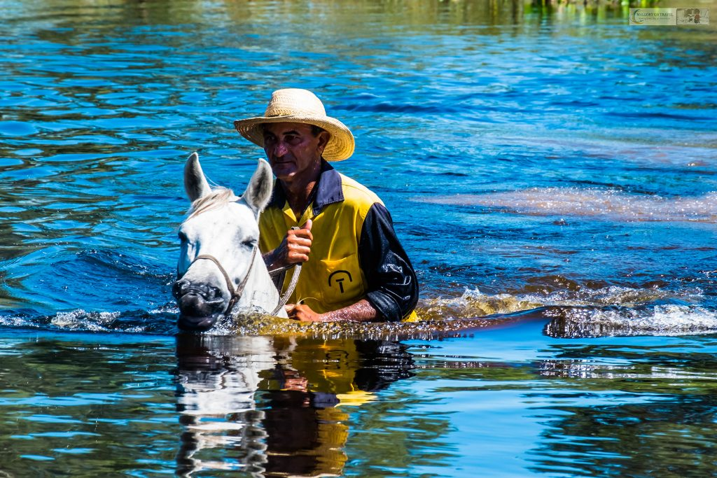 A cowboy in the wetlands of the Pantanal on the Araras ecolodge in the Mato Grosso region of Brazil on Mallory on Travel adventure travel, photography, travel Iain_Mallory_Patanal-4428