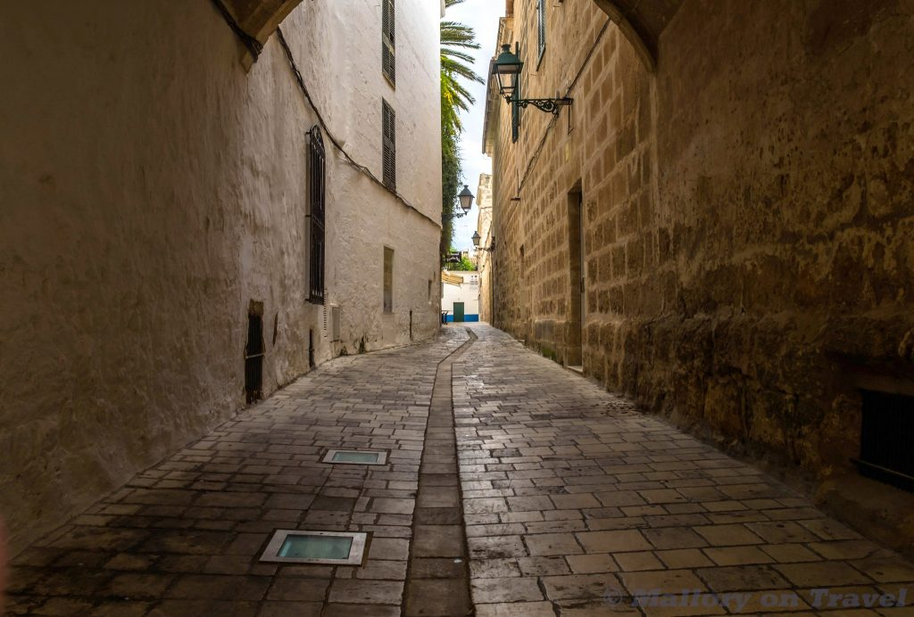 Pretty streets in Ciutadella on Menorca, the Balearic Islands, Spain on Mallory on Travel adventure travel, photography, travel Iain_Mallory_Menorca-3116