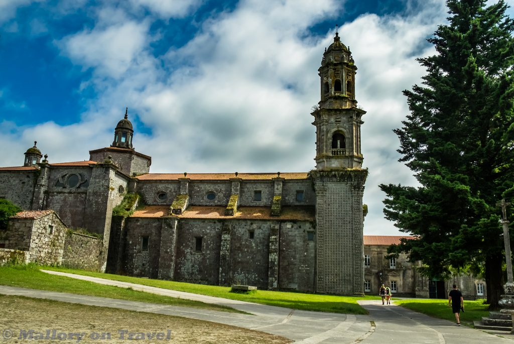 Monastery of Santa Maria, Sobrado dos Monxes in Galicia on the Camino de Santiago (North), Spain on Mallory on Travel adventure travel, photography, travel Iain_Mallory_Spain-7772