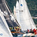 Postcards from the Regatta; Centomiglia, Lake Garda