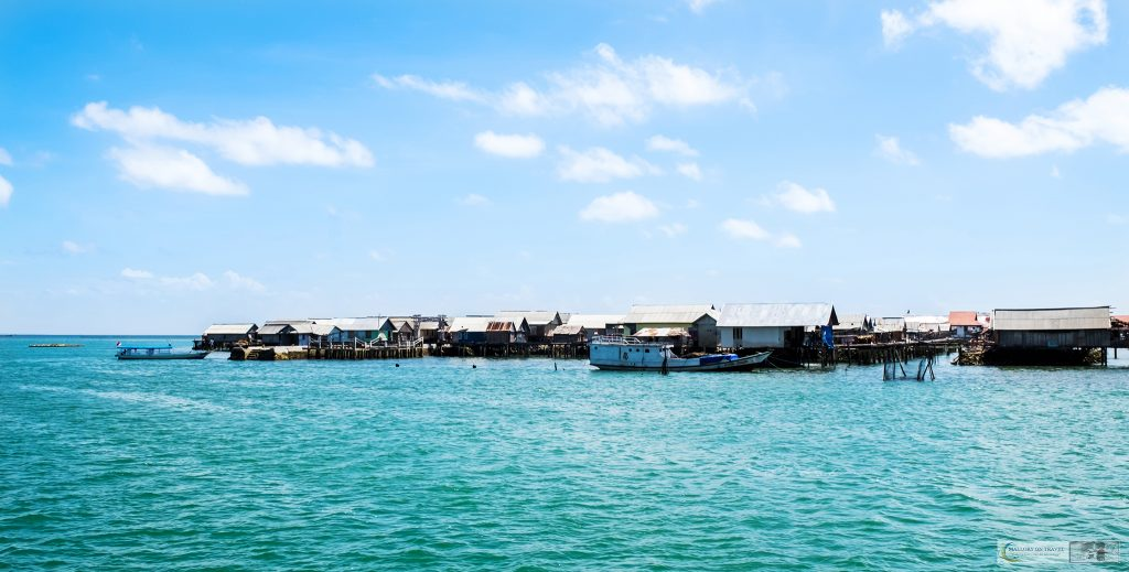 The stilted village, home to the Bajo, 'Sea Gypsies' in Pulau Hoga in Wakatobi, Sulawesi in Indonesia on Mallory on Travel adventure travel, photography, travel Iain-mallory_indo1492