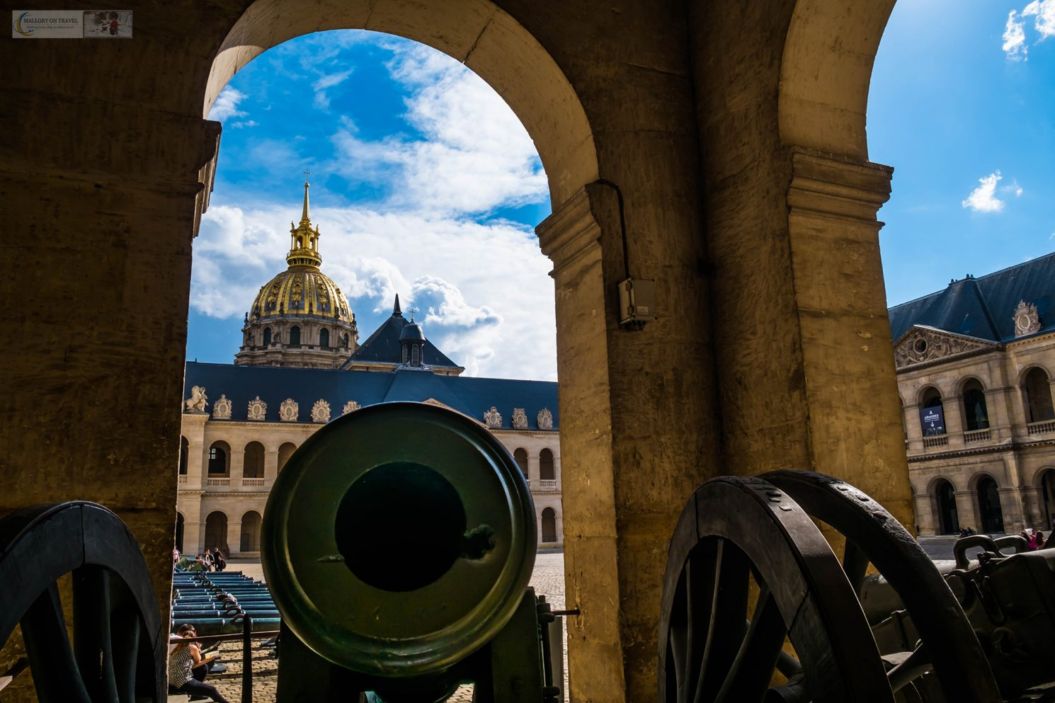 The Dôme Des Invalides at the Musée de l'Armée in Paris, France on Mallory on Travel adventure travel, photography, travel iain_mallory_musee-3557