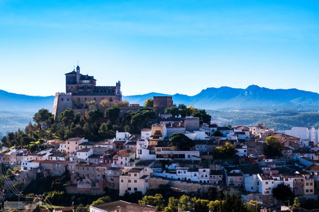 Real Alcázar home to the Basilica de la Cruz and Caravaca Cross in Caravaca de la Cruz in Murcia, Spain on Mallory on Travel adventure travel, photography, travel Iain Mallory_Murcia-1-42