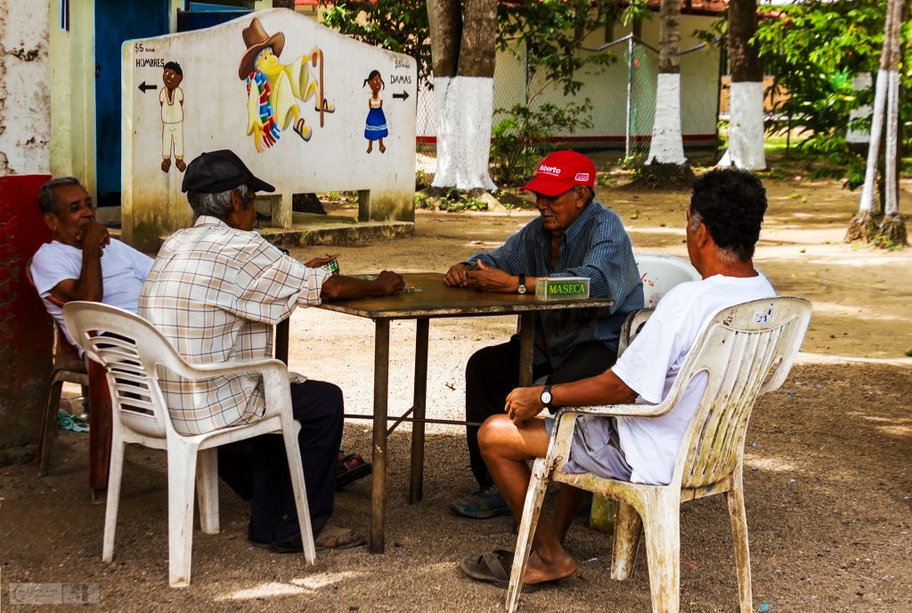 Card players in San Pancho, near Puerto Vallarta on the Riviera Nayarit, Mexico on Mallory on Travel adventure travel, photography, travel Iain Mallory_Mex 001-27