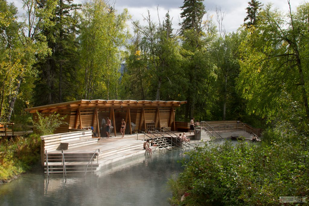 Liard River Hot Springs, British Columbia on the Alaska Highway in Canada on Mallory on Travel adventure travel, photography, travel Iain Mallory_Yukon 043