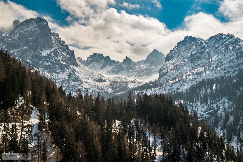 Travel inspiration for gloomy days; Mountain views in the Austrian Dolomites on Mallory on Travel adventure travel, photography, travel Iain Mallory Austria-2937