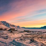 Adventure in Svalbard; At home inside the Arctic Circle