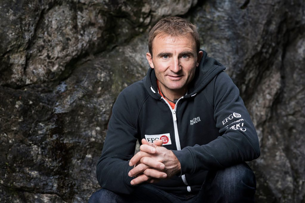 Swiss alpinist Ueli Steck, who died on Everest on 30th April, 2017 on Mallory on Travel adventure travel, photography, travel