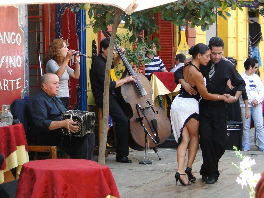 Learning to tango on the streets of Argentina, South America on Mallory on Travel adventure travel, photography, travel