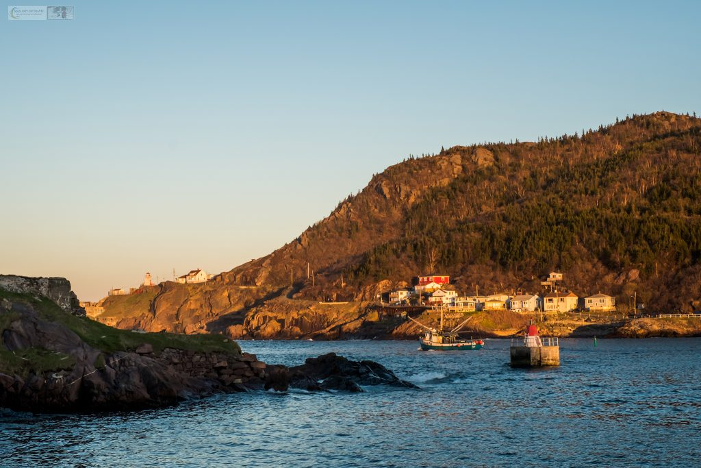 The entrance to St John's harbour and Fort Amherst lighthouse and neighbourhood in the province of Newfoundland and Labrador, Canada on Mallory on Travel adventure travel, photography, travel Iain Mallory_newfoundland-1-74
