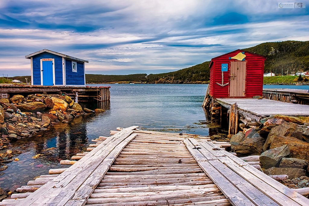 Pouch Cove in the north of the Avalon Peninsula, Baccalieu Route in Newfoundland and Labrador, Canada on Mallory on Travel adventure travel, photography, travel Iain Mallory_stjohns-12