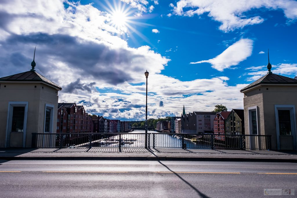 The Bakklandet district of old Trondheim eastern side of the Nidelva River in the Norwegian region of Trondelag on the on Mallory on Travel adventure travel, photography, travel Iain Mallory_trondelag-1-2