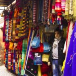 Market seller in Marrakech, Morocco Copyright © by Mallory On Travel 2011 adventure photography
