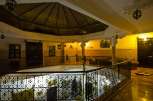 Riad accommodation in Marrakech in the North African country Morocco  on Mallory on Travel, adventure, photography
