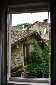 Bed & breakfast accommodation the La Reverie; Chambres d'Hôtes St Antonin Noble Val, Averyon, France on Mallory on Travel, adventure, photography Iain_Mallory_00510-1