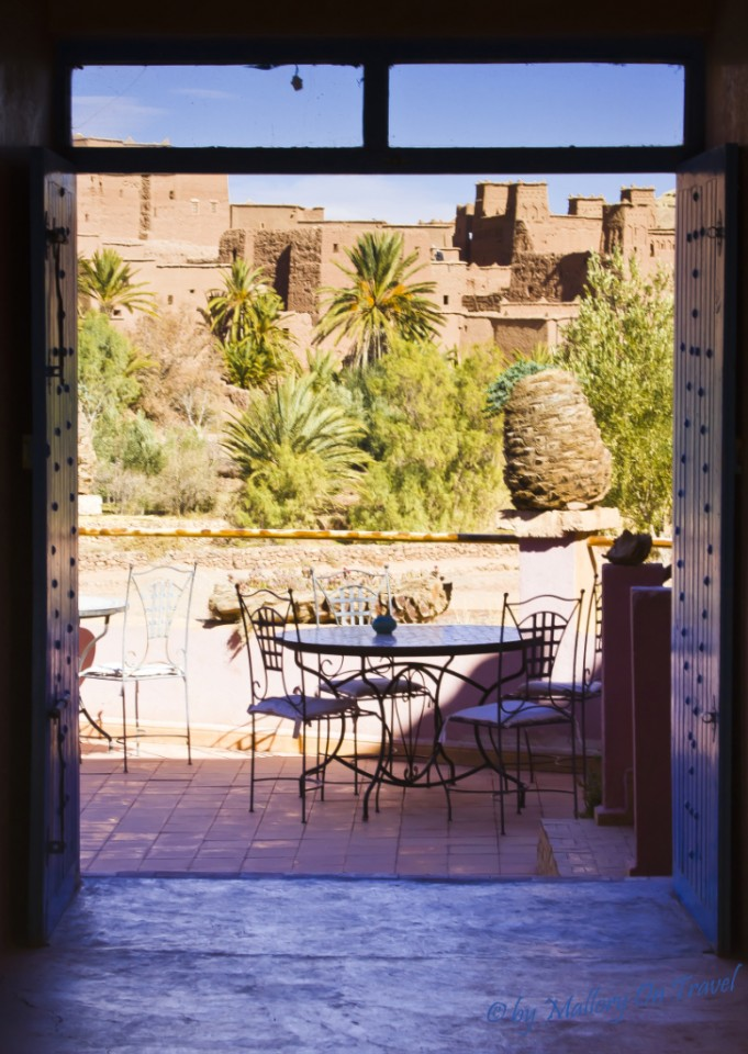 Kasbah in Ouarzazate, Morocco on Mallory on Travel, adventure, photography