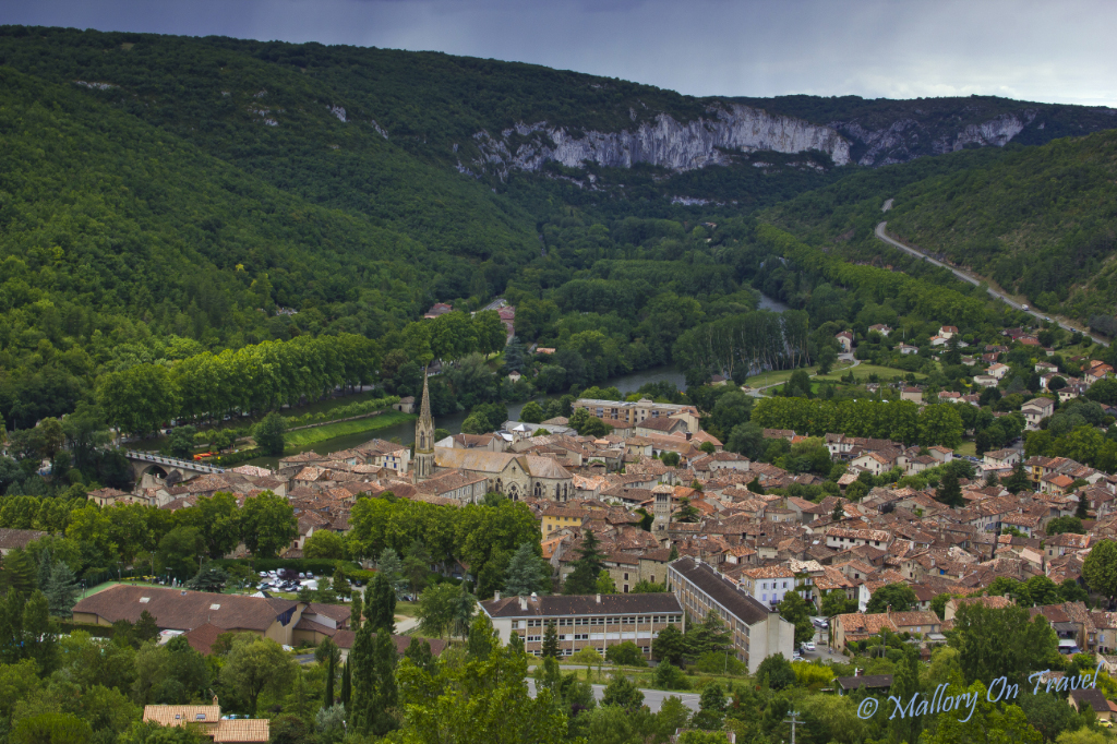 St Antonin Noble Val in the Aveyron region of the French Midi-Pyrenees on Mallory on Travel, adventure, adventure travel, photography Iain_Mallory_01974-2
