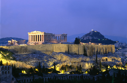 Athens; The Acropolis and Parthenon in Greece on Mallory on Travel, adventure, adventure travel, photography