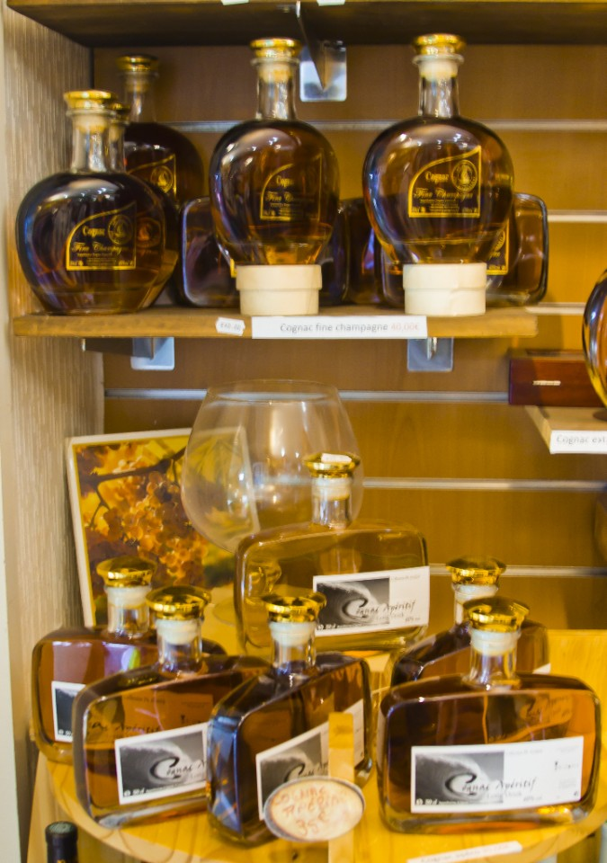 Cognac; the favourite tipple of the Poitou-Charentes region in France on Mallory on Travel, adventure, adventure travel, photography