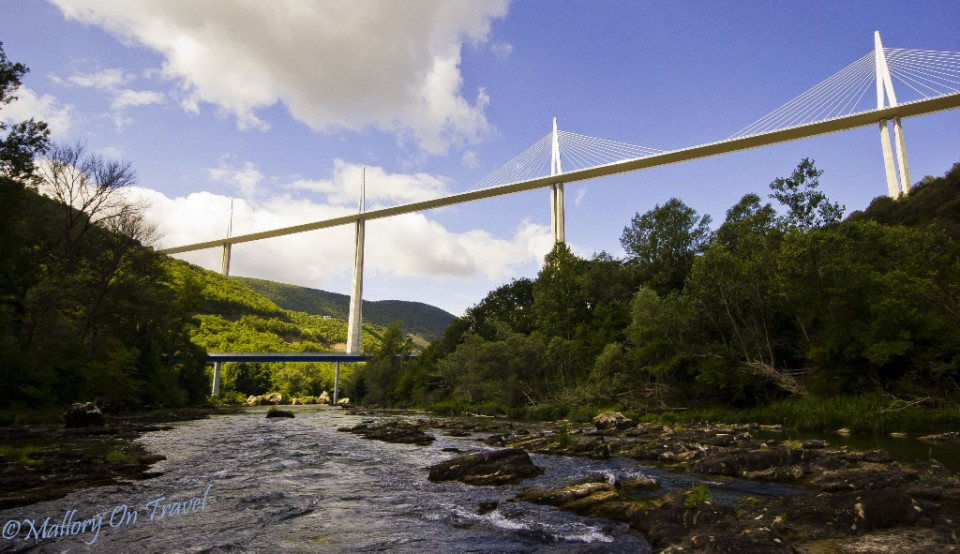 The Millau Viaduct in the French Aveyron on Mallory on Travel, adventure, adventure travel, photography Iain_Mallory_00391