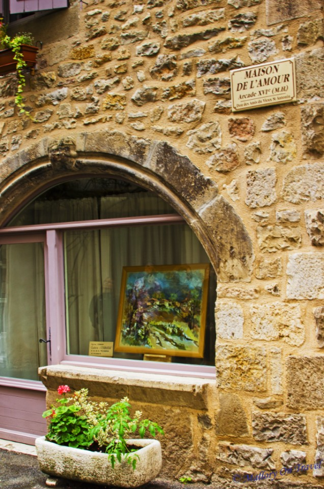 Exploring the medieval streets of St Antonin in Noble Val in the Aveyron, France on Mallory on Travel, adventure, adventure travel, photography