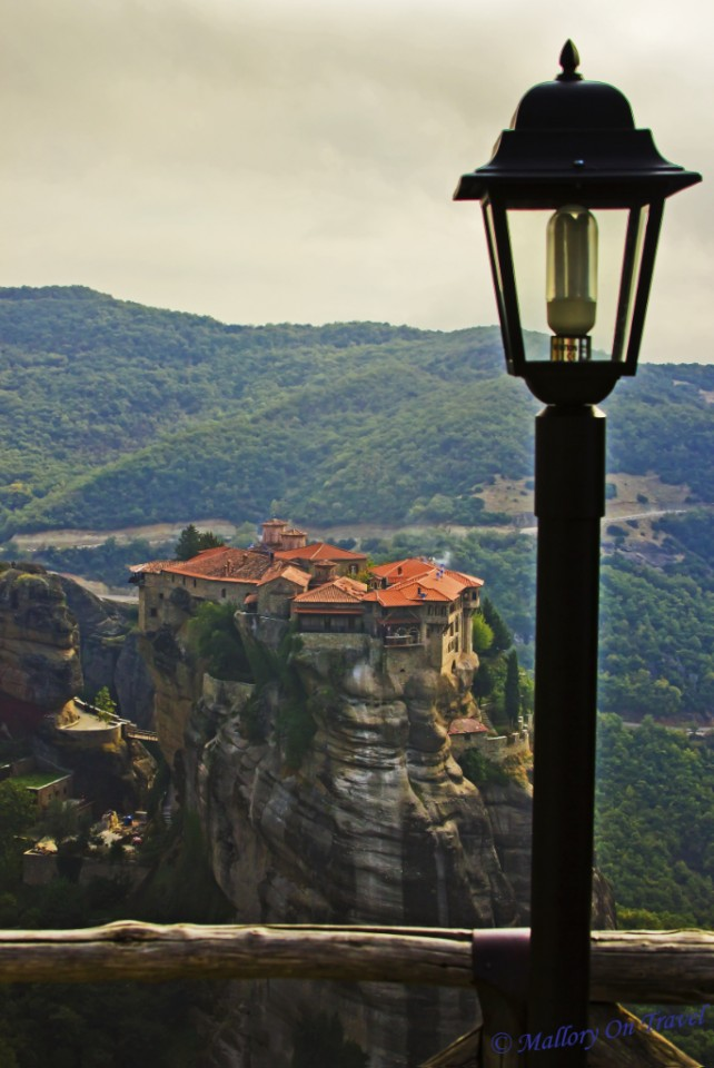Meteora in the Plain of Thessaly in Greece on Mallory on Travel, adventure, adventure travel, photography