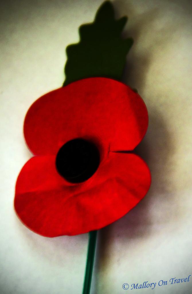 Remembrance Sunday Commemorating Armistice Day