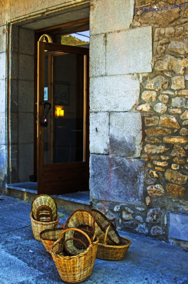 Fonda Xesc restaurant in Gombrèn, Catalan on Mallory on Travel, adventure, adventure travel, photography
