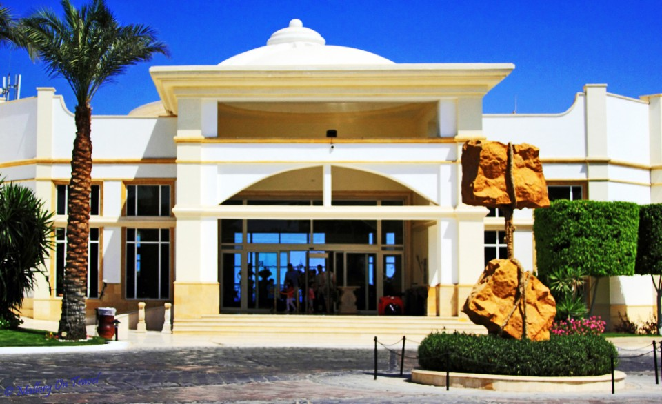 Hotel in Sharm el Sheik on the Red Sea, Egypt on Mallory on Travel, adventure, adventure travel, photography