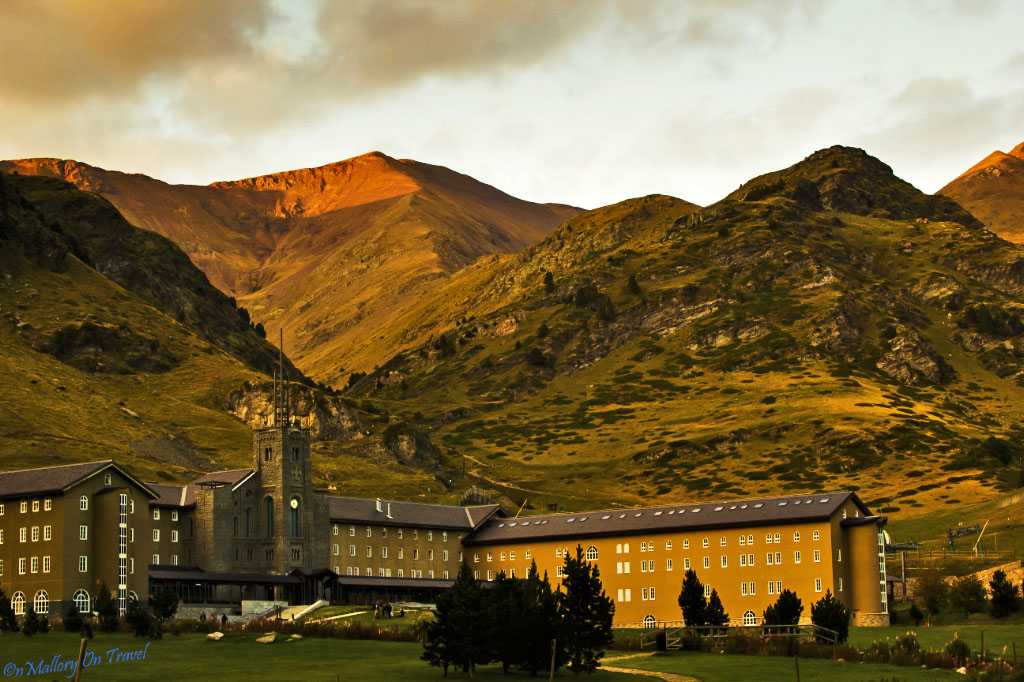 The Hotel Vall de Nuria in Catalonia, Spain on Mallory on Travel, adventure, adventure travel, photography Iain_Mallory_034299