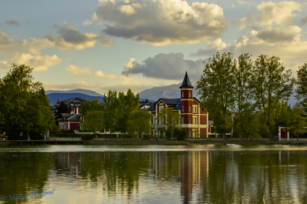Island escapes; The central park in Puigcerda in Catalan, Spain on Mallory on Travel, adventure, adventure travel, photography