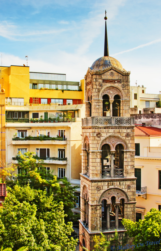 A view from the New Hotel in Athens, Greece on Mallory on Travel, adventure, adventure travel, photography
