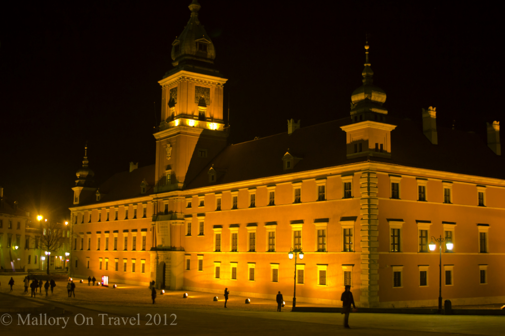 Hstoric city of Warsaw, Poland on Mallory On Travel