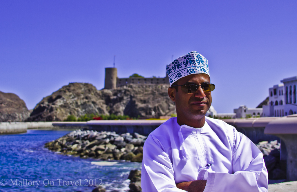 Al Alam Palace in Muscat, Sultanate of Oman  on Mallory on Travel, adventure, adventure travel, photography