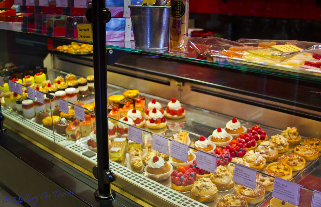 A French bakery, Montauban in the Tarn-et-Garonne region  on Mallory on Travel, adventure, adventure travel, photography