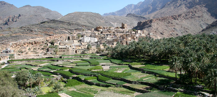 Villages in the Sultanate of Oman on Mallory on Travel, adventure, adventure travel, photography
