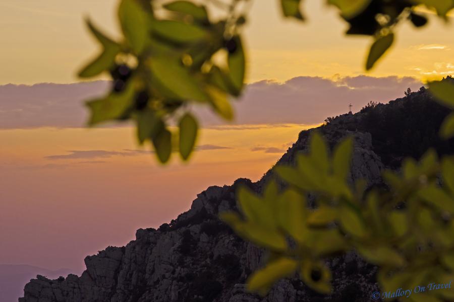 Makrinitsa, on the Pelion in Thessaly, Greece on Mallory on Travel adventure, photography