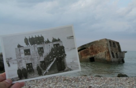 The Northern Fort in the port of Liepāja in the north of Latvia on Mallory on Travel adventure photography