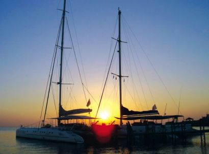 Paphos Harbour on the Mediterranean Island of Cyprus on Mallory on Travel adventure photography