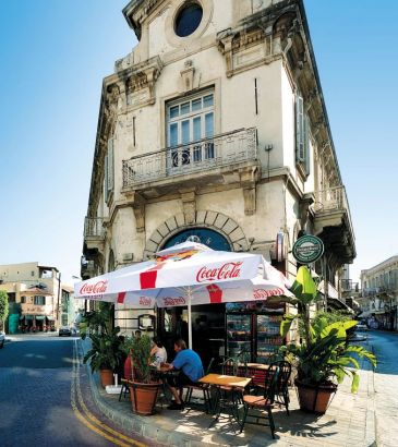 Limassol on the Mediterranean Island of Cyprus on Mallory on Travel adventure photography