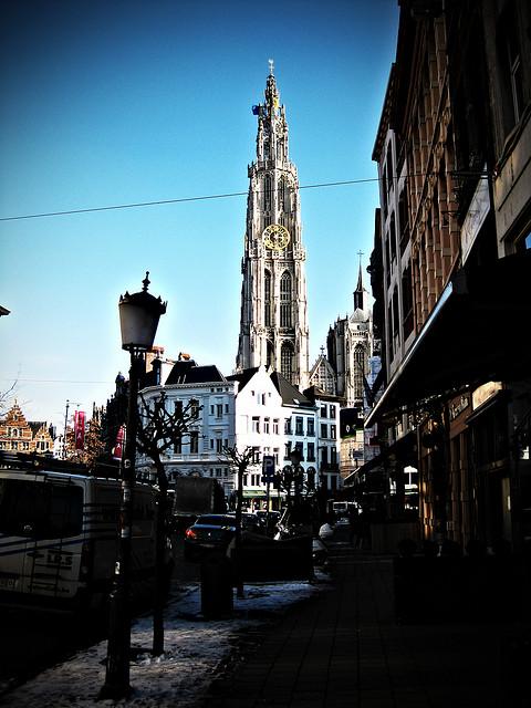 More from the city of Antwerp in Flanders, Belgium