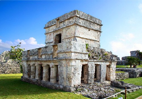 Tulum in the Riviera Maya, Mexico on Mallory on Travel adventure photography