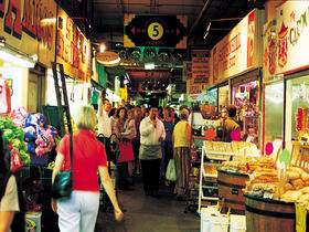 Central Market, Adelaide in South Australia on Mallory on Travel adventure photography