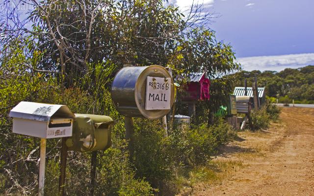 Vivonne Bay Post Office on Kangaroo Island off the South Autsralia coast on Mallory on Travel adventure photography