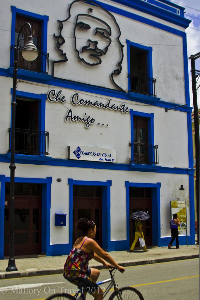 The Che Comandante Amigo hotel in Camaguey, Cuba in the Caribbean on Mallory on Travel adventure photography Iain Mallory-300-278
