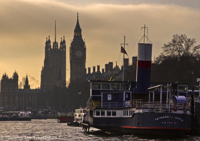 The Thames Clipper arriving at the Westminster Bridge, Big Ben and the Houses of Parliament in London, Great Britain on Mallory on Travel, adventure, adventure travel, photography Iain Mallory-300-53 big-ben